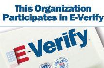 This organization participates in E-Verify