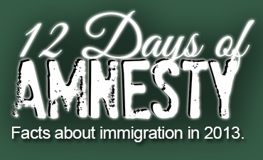 12 Days of Amnesty from FAIR