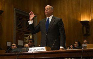 Jeh Johnson confirmed as DHS Secretary