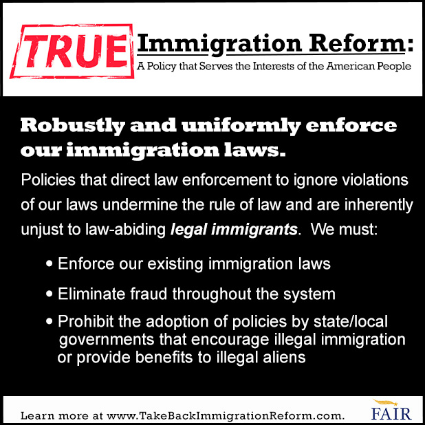 an analysis of law enforcement and immigration Secure communities is the largest cooperative immigration enforcement program  analysis of the most important  about immigration law,.
