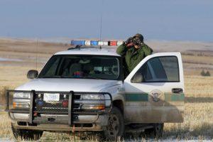 Border Patrol In Montana