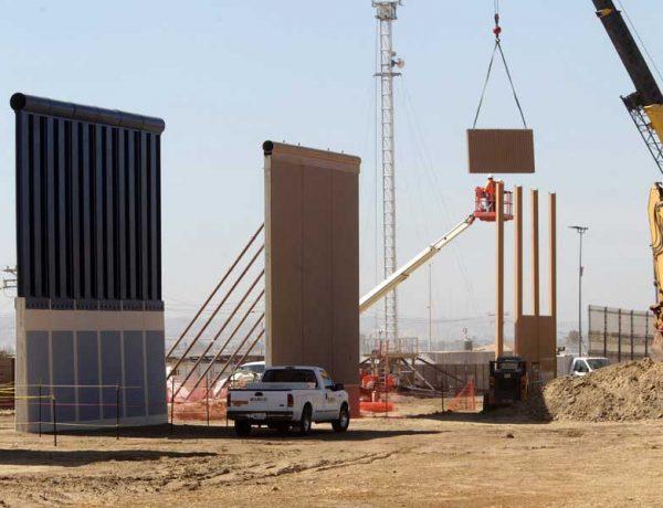 Border Wall Bufoonery