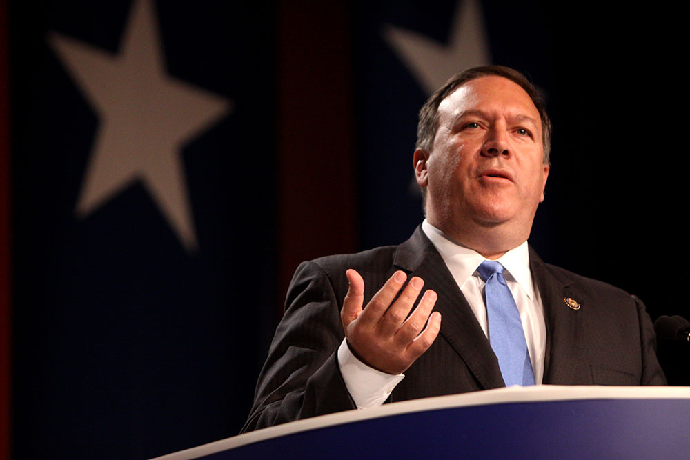 Hyperbole and Half-Truths Fill the Air After Nomination of Mike Pompeo